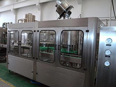 Red Wine Filling Equipment
